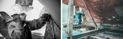 Reportage fotograf fisker