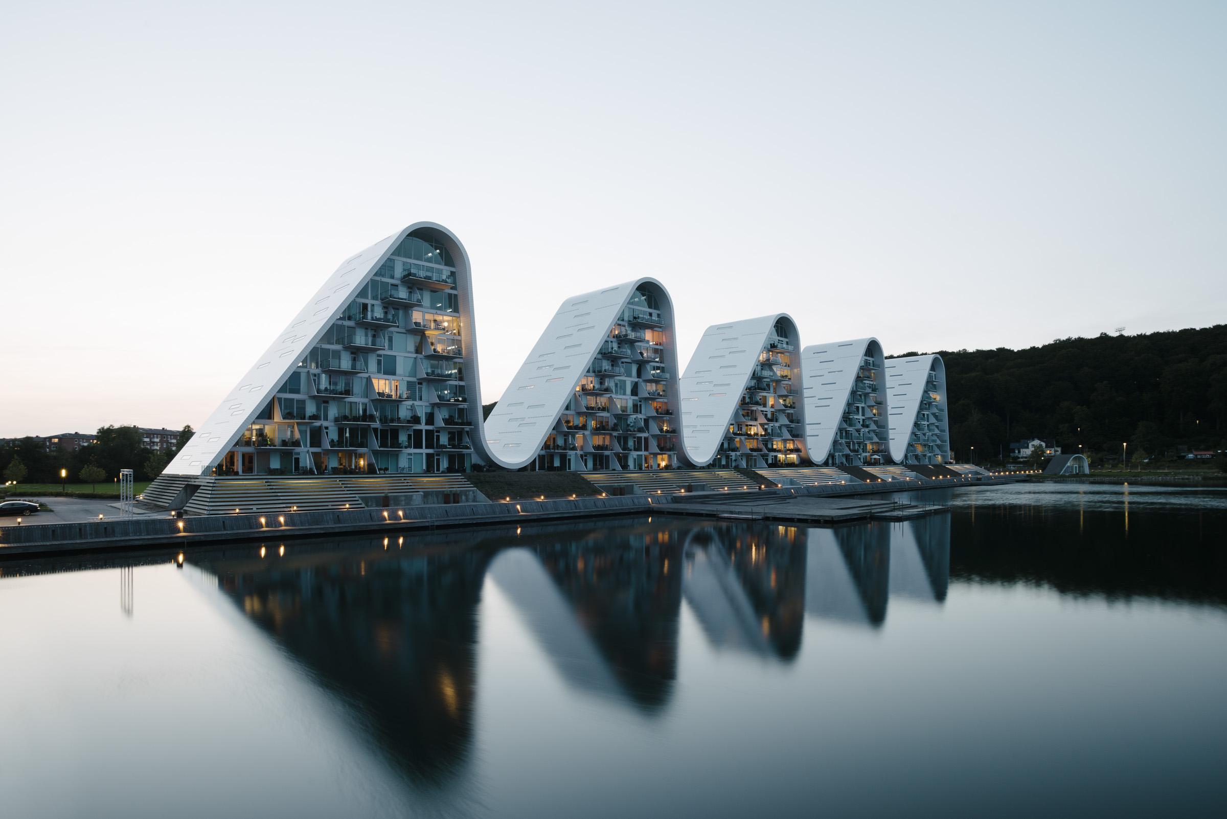 arkitekturfotografi